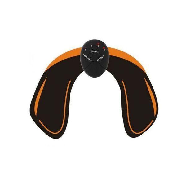 Aparat de fitness cu EMS, electrostimulare musculara, special pentru muschii fesieri