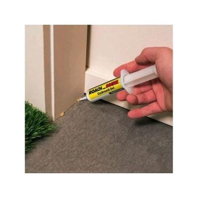 Insecticid impotriva gandacilor de bucatarie, foarte puternic si eficient, cu seringa dozatoare