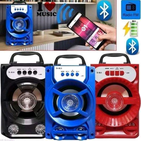 Boxa portabila bluetooth cu acumulator propriu+ cadou microfon karaoke