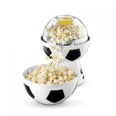 Aparat de facut popcorn fara ulei, doar cu aer cald, forma de minge