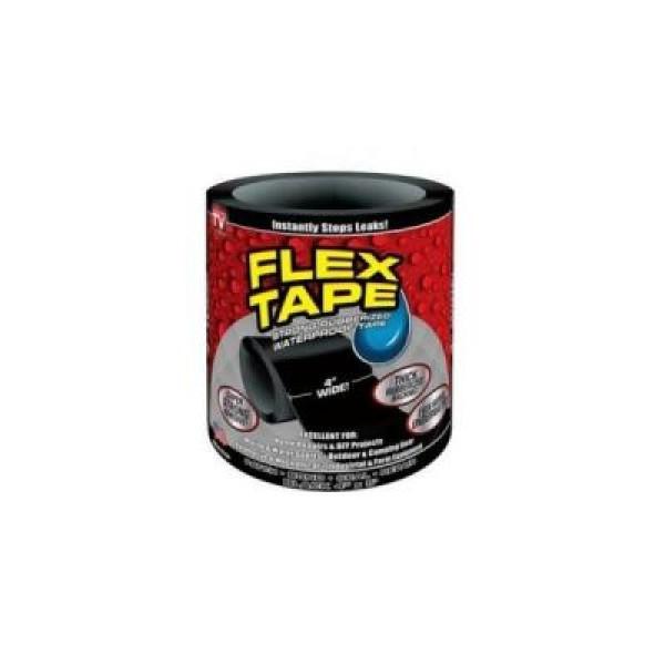 Banda super adeziva, Flex Tape, lipeste orice suprafata