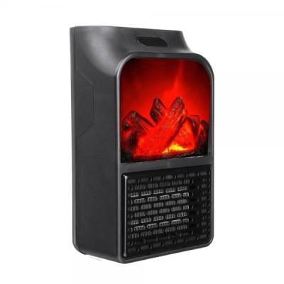 Aeroterma portabila cu 2 niveluri temperatura si display digital, 500 W