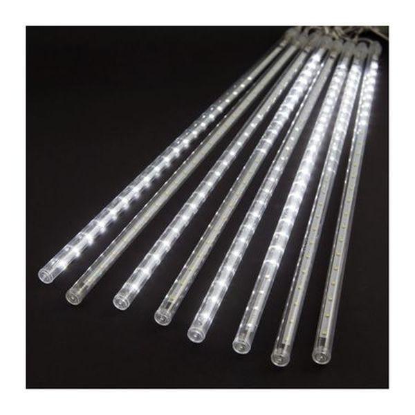 Instalatie tip turturi, lungime turture 50 cm, alb rece, 320 de LED-uri