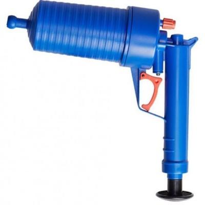 Pistol pentru desfundat scurgerile cu aer comprimat