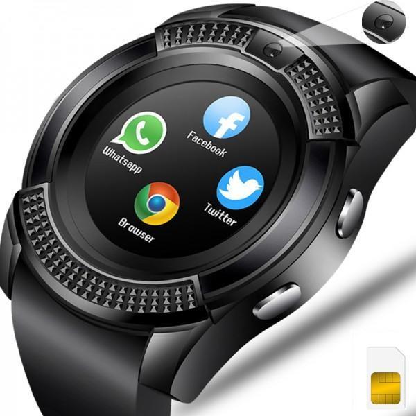 Ceas Smartwatch elSales ELS-V8