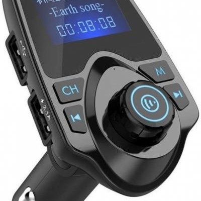 Modulator pentru masina cu Bluetooth si USB