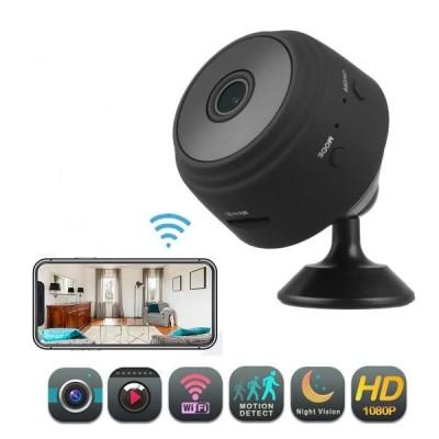 Camera WI-FI,vedere nocturna si senzor de miscare