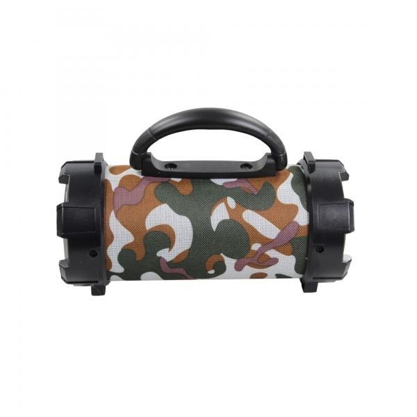 Boxa Portabila Wireless Army F-18, Bluetooth, Lanterna LED, Suport TF Card, FM