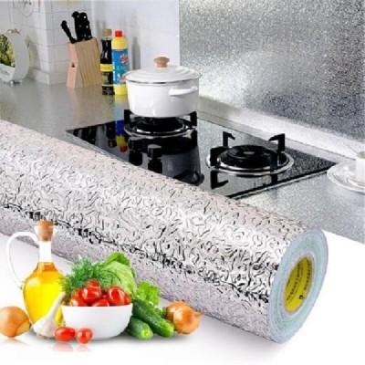 Folie de aluminiu autoadeziva pentru bucatarie