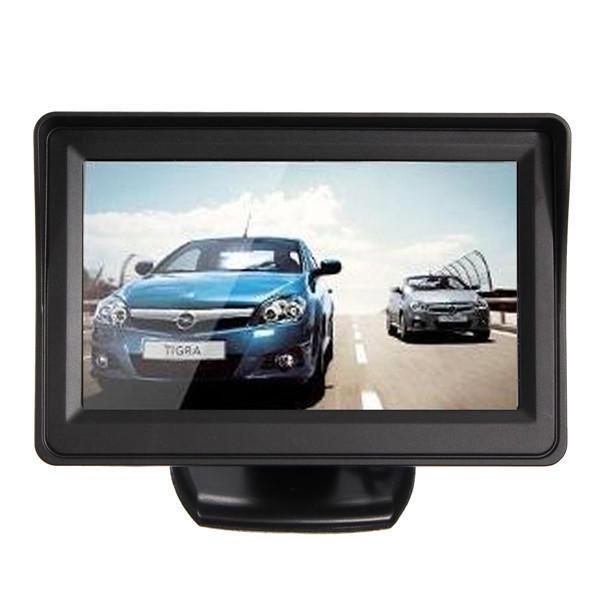 Monitor auto LCD de 4.3 inch cu ecran LCD TFT
